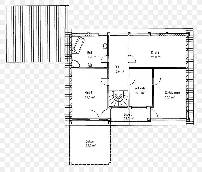 Floor Plan Technical Drawing