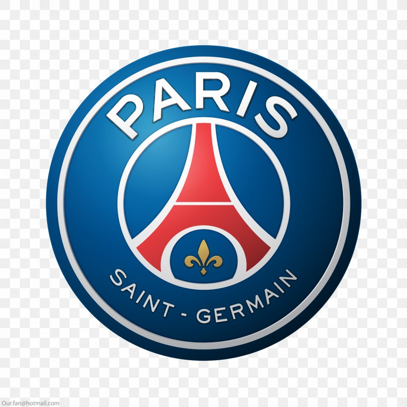 Paris Saint Germain F C Logo Football Uefa Champions League