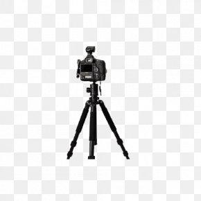 Camera Tripod - Movie Camera Tripod Photography PNG