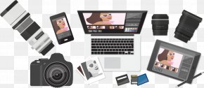 Vector Computer Equipment - Laptop Tablet Computers Image Editing PNG