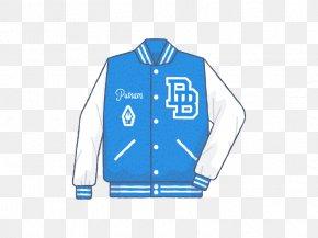 Flat Blue Baseball Uniform - T-shirt Baseball Uniform Illustration PNG