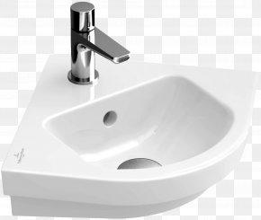Sink - Villeroy & Boch Sink Bathroom Tap Ceramic PNG