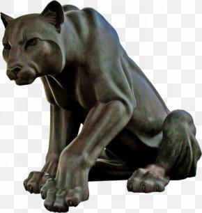 Cheetah Sculpture - Cheetah Sculpture Leopard PNG