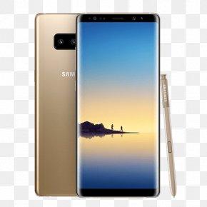 Samsung - Samsung Galaxy Note 7 Samsung Galaxy S8 Smartphone Super AMOLED PNG