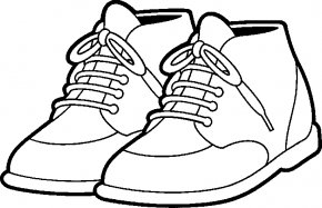 Baby Shoes Pics - Shoe Sneakers Converse Black And White Clip Art PNG