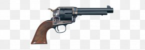 El Patron - Revolver A. Uberti, Srl. Colt Single Action Army .45 Colt Firearm PNG