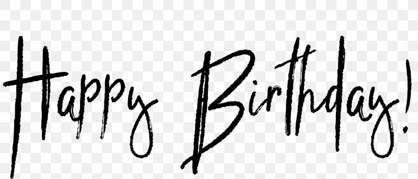 Birthday Clip Art Png 2113x907px Birthday Area Art Black And White Brand Download Free