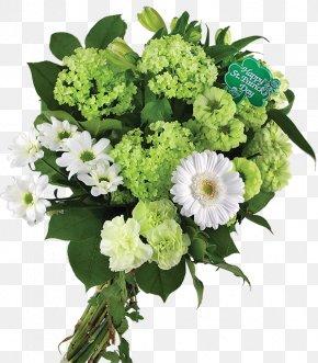 St Patrick's Day - Flower Bouquet Saint Patrick's Day Cut Flowers Floral Design PNG