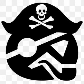 Flag - Jolly Roger Flag Piracy Clip Art PNG