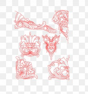 Artwork Leaves - Visual Arts Leaf Pattern PNG