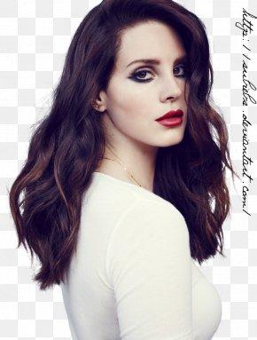 LANA DEL REY - Lana Del Rey Photography Text PNG