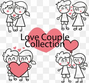 Love Couple - Love Couple Significant Other Illustration PNG