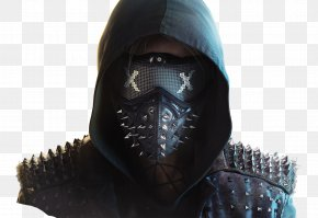 Watch Dogs - Watch Dogs 2 PlayStation 4 Spanners Video Game PNG