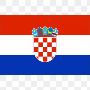 Flag - Flag Of Croatia National Flag Gallery Of Sovereign State Flags PNG