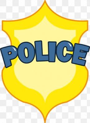 Policeman - Police Officer Badge Clip Art PNG