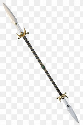 Spear - Foam Larp Swords Calimacil Weapon Live Action Role-playing Game PNG
