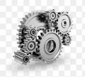 Gears Photos - Gear Cutting Transmission Starter Ring Gear PNG