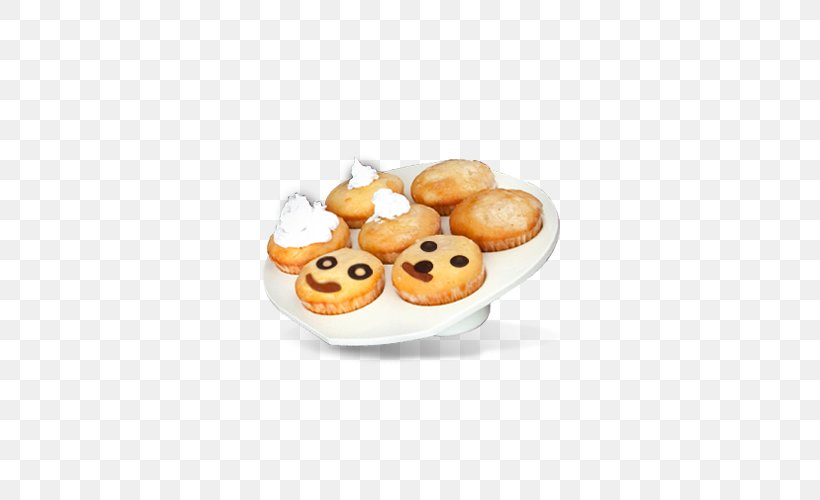 Muffin Food Cookie, PNG, 500x500px, Muffin, Baked Goods, Baking, Biscuit, Bread Download Free