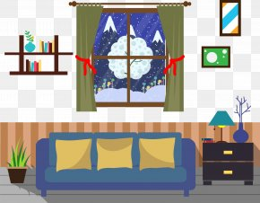 Creative Living Room Sofa Background Vector - Furniture Living Room Interior Design Services Couch PNG