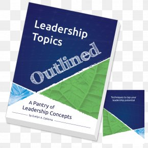 Design Cover - Leadership Topics Outlined: A Pantry Of Leadership Concepts Brand Graphic Design Logo Jenn Wells Design PNG