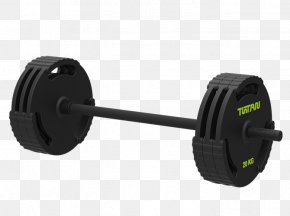 Barbell - Trap Bar Physical Fitness Barbell Weight Training PNG