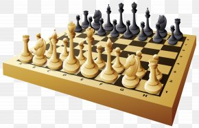 Chess - Chess Piece Chessboard Knight Clip Art PNG