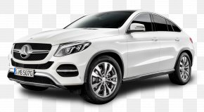 Mercedes Benz GLE Coupe White Car - 2016 Mercedes-Benz GLE-Class Mercedes-Benz M-Class Sport Utility Vehicle Car PNG