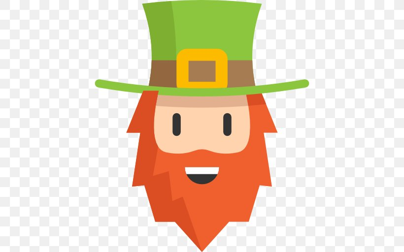 Leprechaun Png 512x512px Irish People Cartoon Computer Font Fictional Character Green Download Free