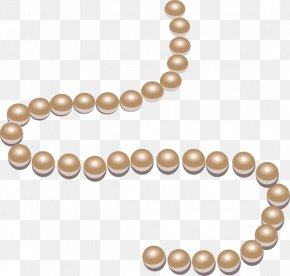 Pearls - Jewellery Necklace Clip Art PNG