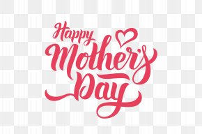 HAPPY MOTHERS DAY - Mother's Day Clip Art PNG