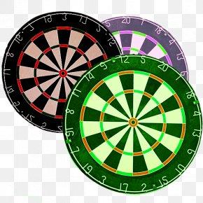 Multicolor Dart Target Plate - Professional Darts Corporation Winmau Set Unicorn Group PNG
