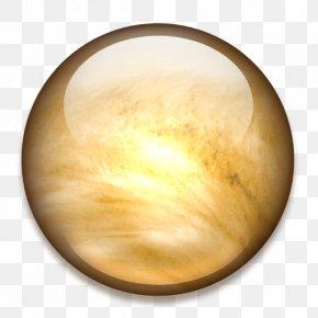Venus Pic - Venus Planet Animation Solar System PNG