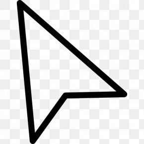 Mouse Cursor - Computer Mouse Pointer Icon Arrow PNG
