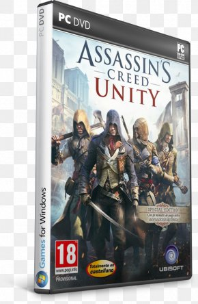 Assassins Creed Unity - Assassin's Creed Unity Assassin's Creed Syndicate PC Game Assassin's Creed III: Liberation PNG