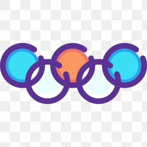 Olympic Games - Goggles Clip Art PNG