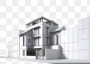 Buildings - 3D Computer Graphics House Sweet Home 3D 3D Modeling Building PNG