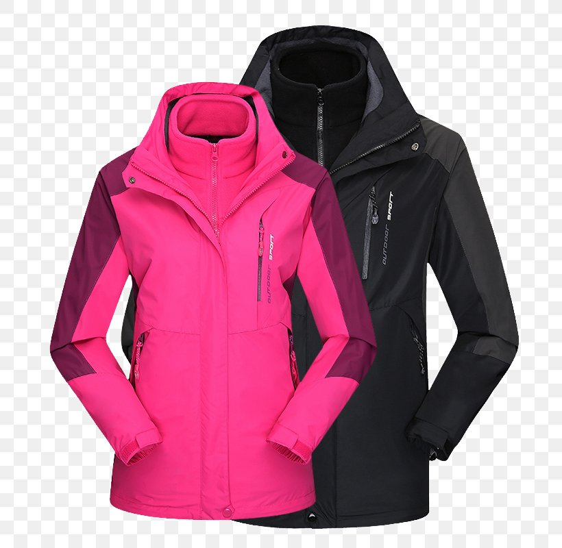 Clothing Jacket Outdoor Recreation Outerwear Mountaineering, PNG, 800x800px, Clothing, Coat, Hood, Hoodie, Jacket Download Free