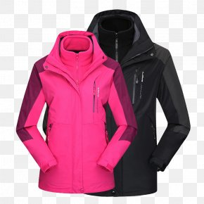 Jackets - Clothing Jacket Outdoor Recreation Outerwear Mountaineering PNG