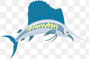Deep Seaweed Fish - Sailfish Stock Photography Royalty-free Clip Art PNG