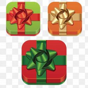 Color Christmas Gifts Collection - Christmas Gift Christmas Gift PNG