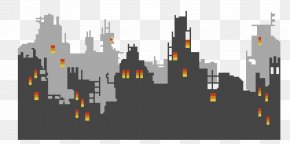 Night City Background - Pixel Art City The Art Of The Argument: Western Civilization's Last Stand PNG