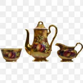 Chinese Tea - Teapot Ceramic Porcelain Jug Pitcher PNG