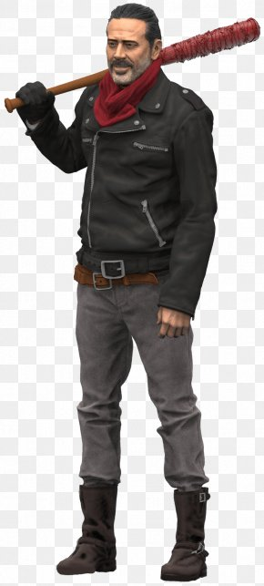 Dead - Jeffrey Dean Morgan The Walking Dead Negan Rick Grimes Action & Toy Figures PNG