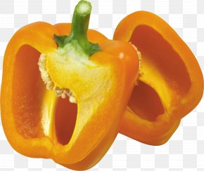 Yellow Pepper Image - Bell Pepper Chili Pepper Ratatouille Mixed Pickle PNG