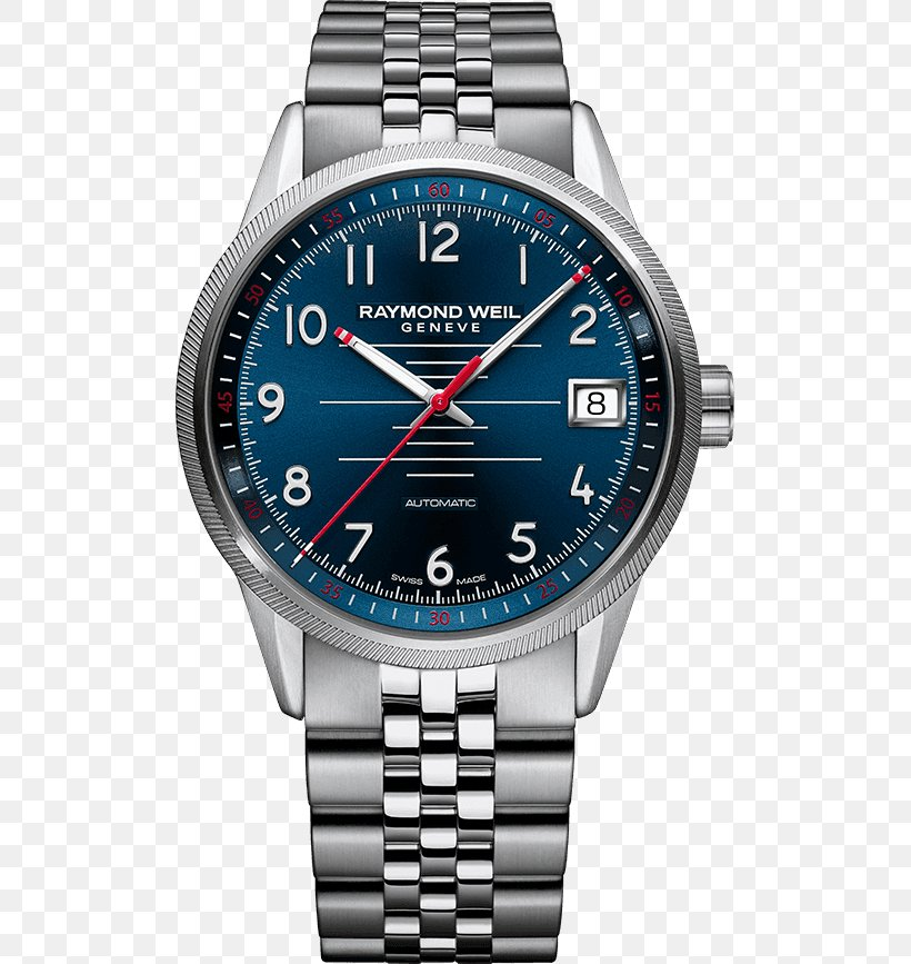 Raymond Weil Freelancer Watch Bands Price, PNG, 503x867px, Raymond Weil, Brand, Clothing Accessories, Diving Watch, Electric Blue Download Free