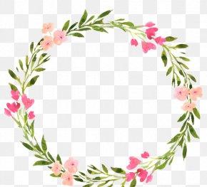 Interior Design Wildflower - Wedding Love Background PNG