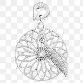 Dreamcatcher - Silver Jewellery Earring Charm Bracelet Gold PNG