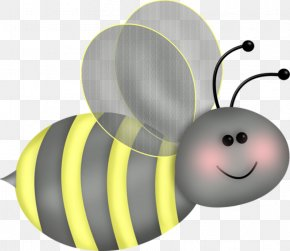 Hand-painted Bee - Beetle Clip Art PNG