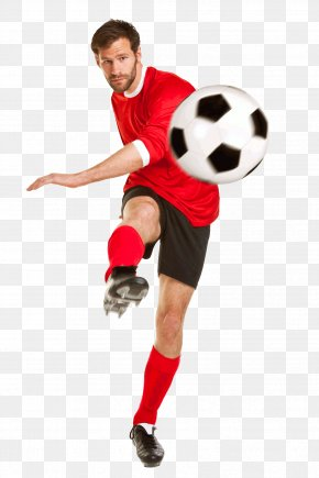 Athlete - Kick Football Player Royalty-free PNG