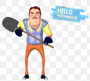 Hello - Hello Neighbor DeviantArt Fan Art Game HTML PNG